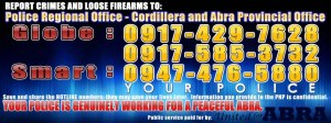 Crime Report HotLines