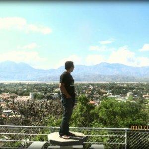 View of Bangued from Casamata