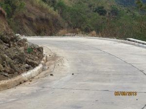 Dangerous landslides