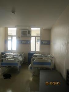 A Semi-Private Room