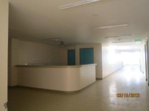 An emtpty Nurse Station