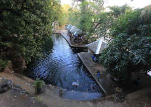 Lusuak Spring in Lagayan. Photo by Rem Zamora