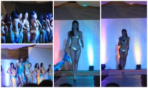 Ms. Malabed during the swimsuit competion