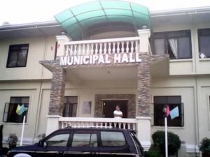 Peñarrubia municipal hall (PHOTO BY ROWENA BADIANG)