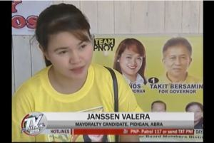 "Elections 2013: Janssen Valera denies allegation fo ""Vote-Buying"""