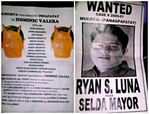Town in Chaos: Posters like thes are circulating around Bangued indicating the worse has yet to come during this Elections 2013. Source Abra 2013 FB Group.