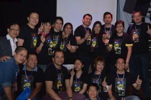 The ENFiD team in UK