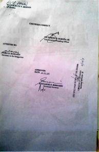 Minutes Page 3 32nd regular Meeting re Construction of APH funded from Abra Landbank loan (1)