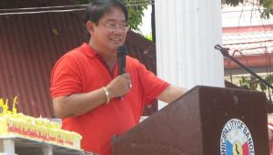 Mayor Dominic Valera
