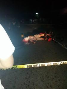 "The lifeless body of Nelson ""Basong"" Felicitas of Pidigan, Abra"