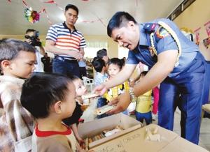 Cordillera Police Regional Director Chief Superintendent Isagani Nerez