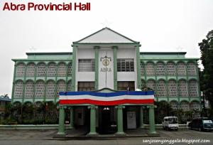 Abra Provincial Capitol
