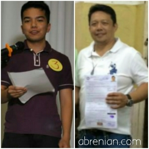 Joash Eduarte vs Joey Brillantes
