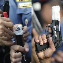 No Guns. File Photo