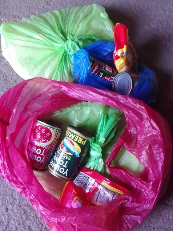 Relief Goods from Deet, Tayum.